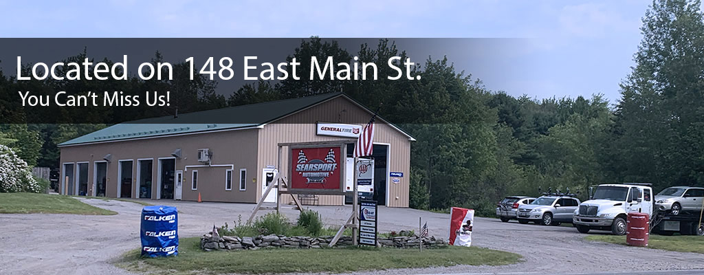 Maine Auto Repair Facility, AAA Approved Auto Repair Center